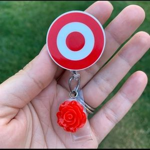 Target Life Badge Holder